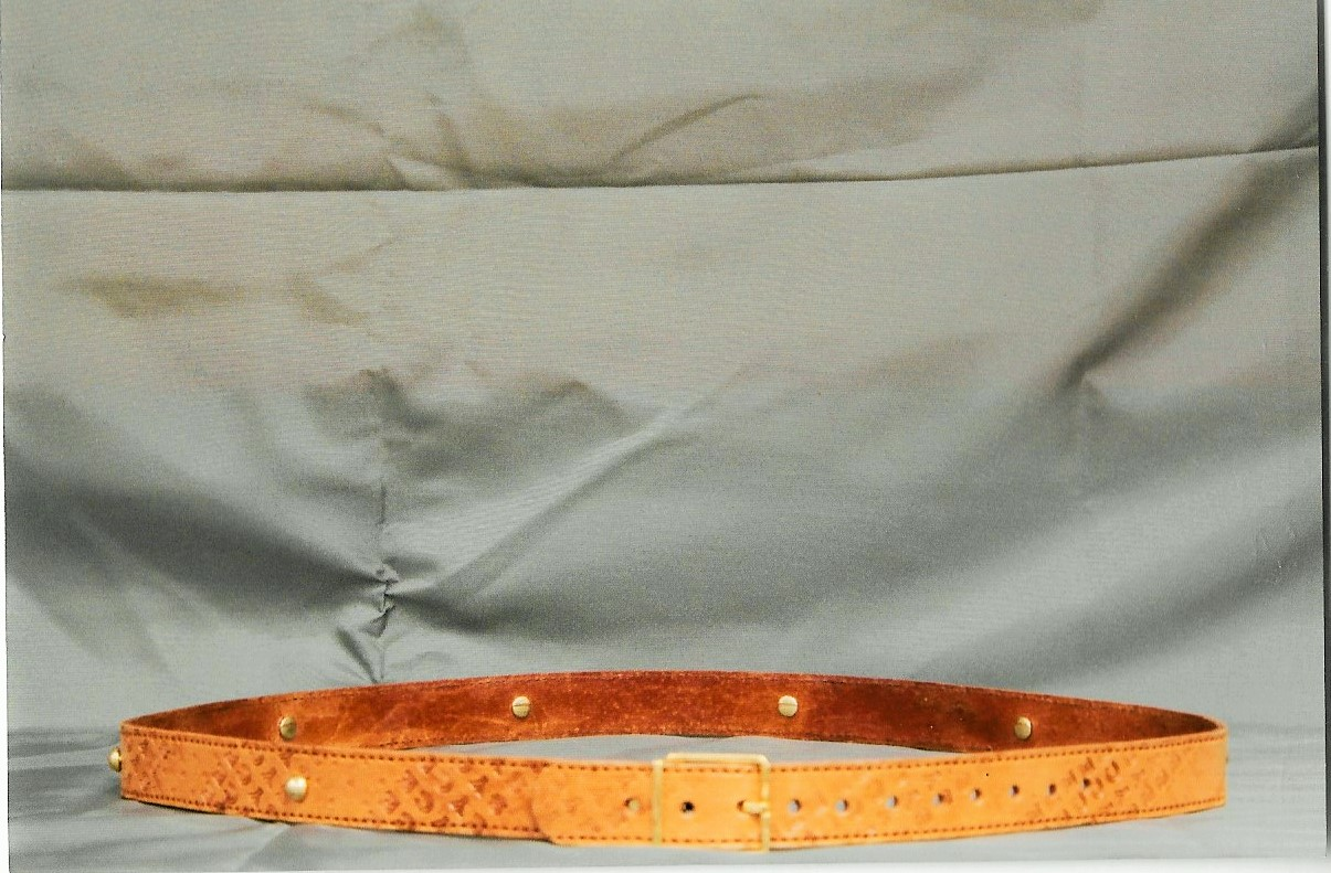 SYCE Signature Brown Belt